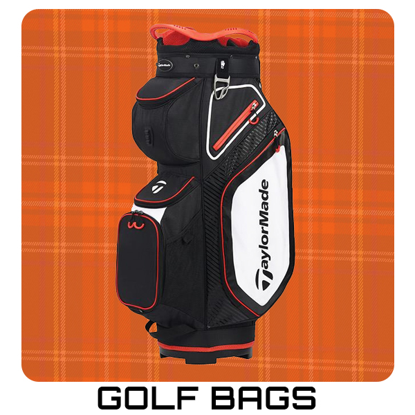 All golf bags
