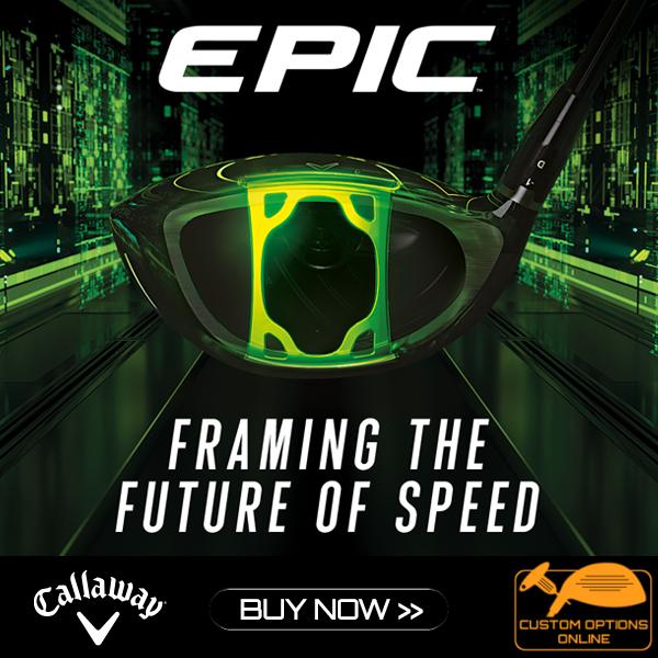 New Callaway Epic Woods