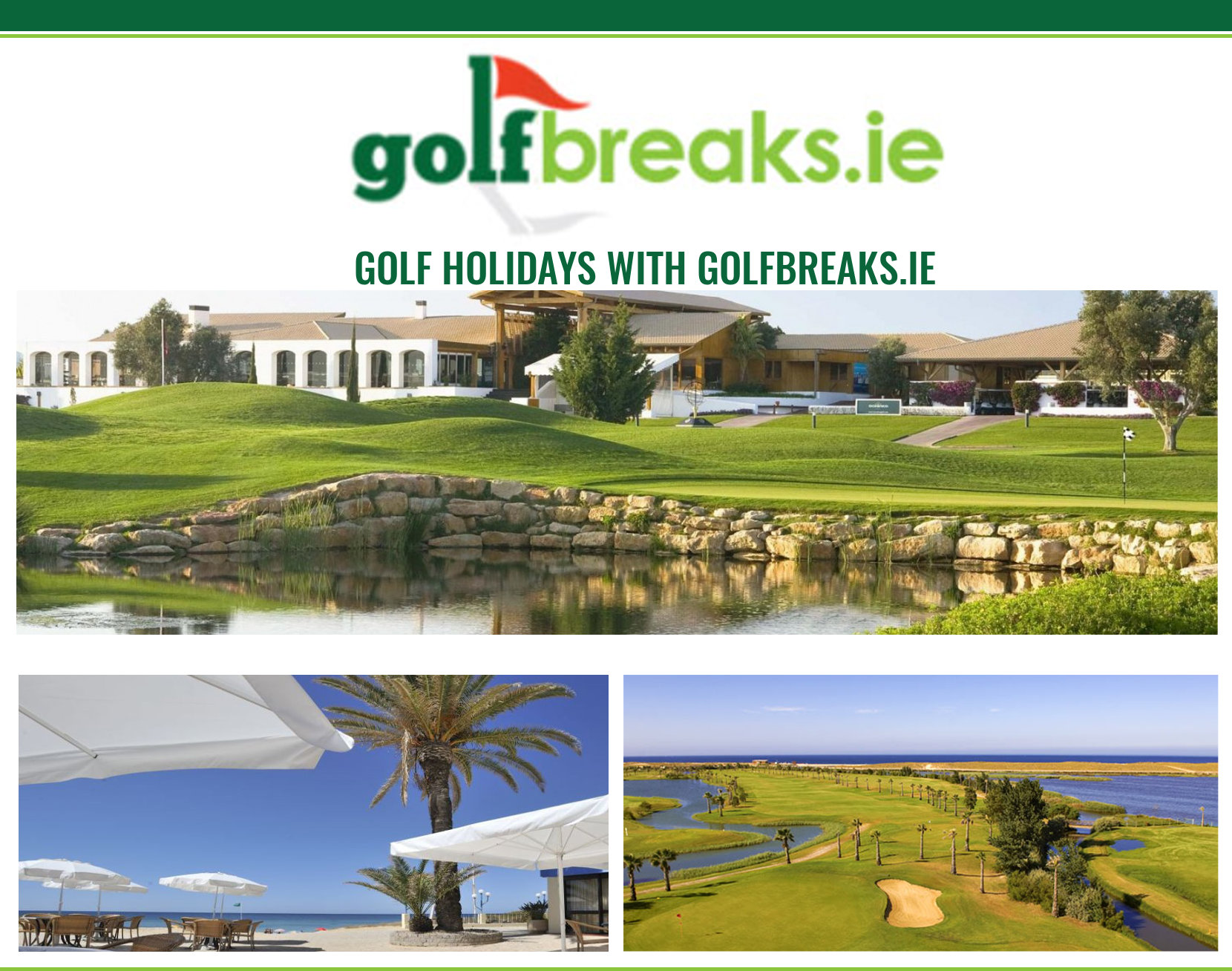 GolfBreaks.ie