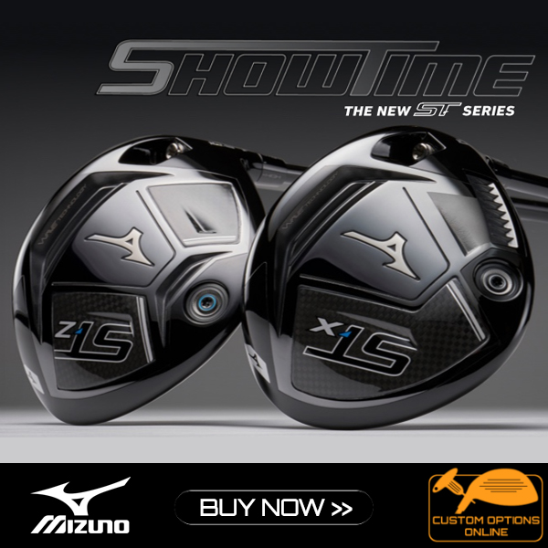 New Mizuno Woods - available now.