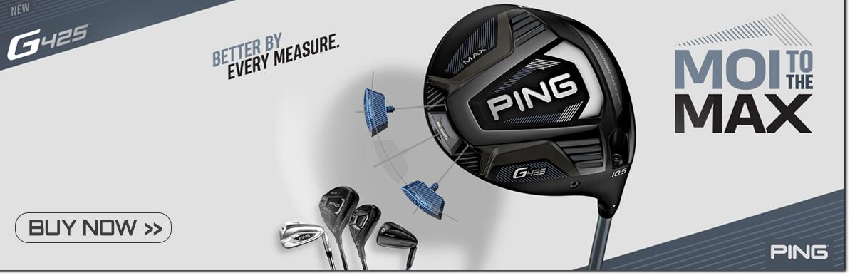 Ping G425 range