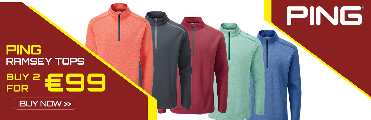 Buy 2 PING Ramsey Tops for €99