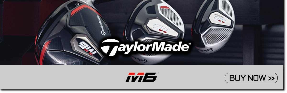 TaylorMade M6 Range