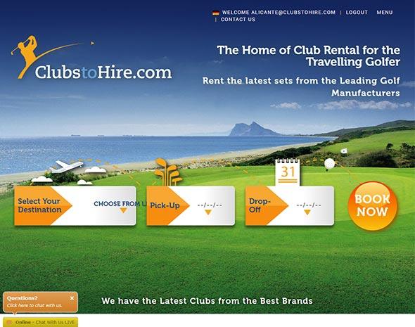 ClubsToHire.com