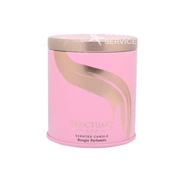 Sanctuary Spa Luxury Pink Grapefruit Candle
