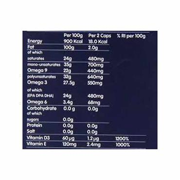 Paradox Omega Oils 369 60 Capsules