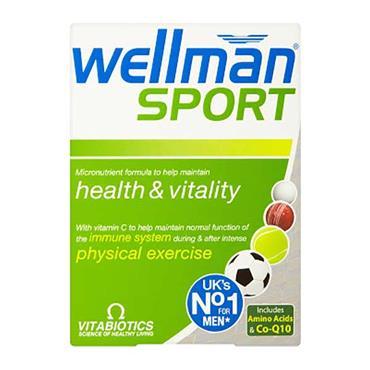 Vitabiotics Wellman Sport 30 Pack