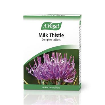 A. Vogel Milk Thistle Complex Tablets 60 Pack