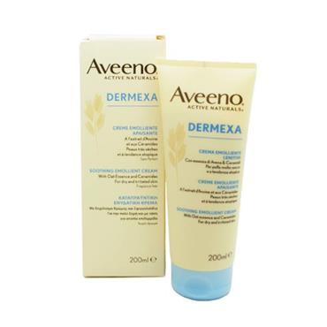 Aveeno Dermexa Soothing Daily Emollient Cream 200ml