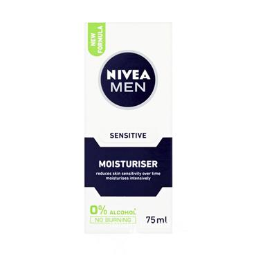 Nivea Men Sensitive Moisturiser 75ml 88818