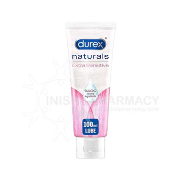 Durex Naturals Intimate Gel Extra Sensitive 100ml