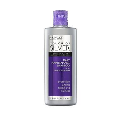 Pro Voke Touch Of Silver Colour Care Shampoo 200ml