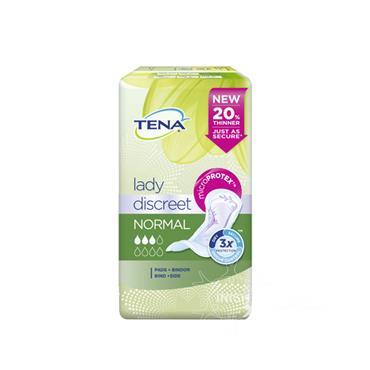 Tena Lady Discreet Normal 12 Pack