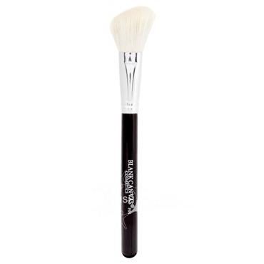 Blank Canvas Cosmetics F04 Angled Blush Contour Face Brush