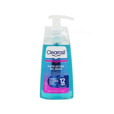 Clearasil Rapid Action Gel Wash 150ml