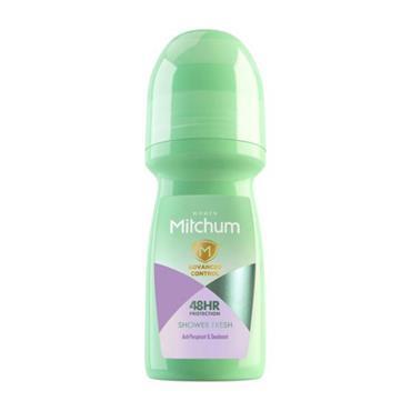 Mitchum Women Advance Shower Fresh Roll On 100ml