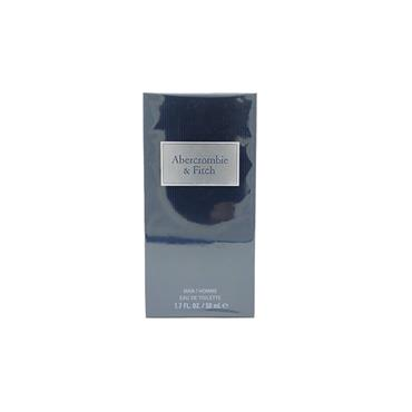 Abercrombie & Fitch First Instinct Blue For Men EDT 50ml