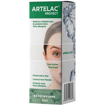Artelac Protect Dual Action Eye Drops 10ml