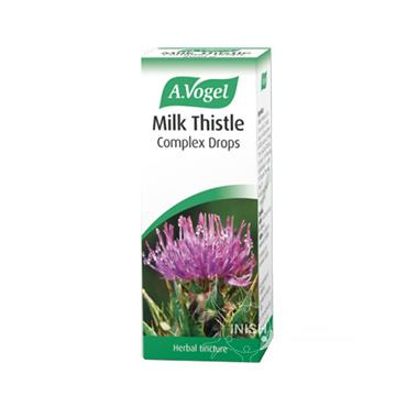 A. Vogel Milk Thistle Complex Drops 50ml