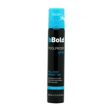 bBold Foolproof Express Spray Medium/Dark 100ml