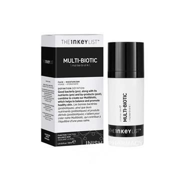 The Inkey List Multibiotic Moisturiser 30ml