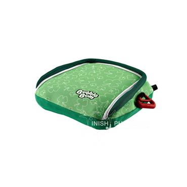 BubbleBum Inflatable Booster Seat Shamrock