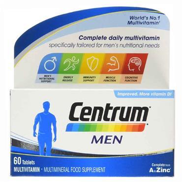 Centrum Men Multivitamins 60 Pack