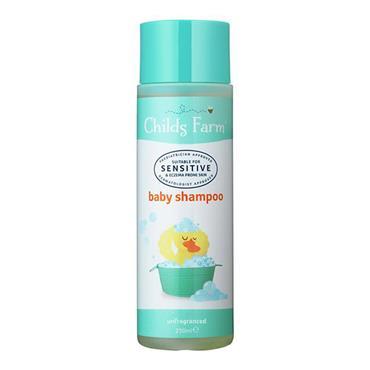 Childs Farm Baby Shampoo Fragrance Free 250ml