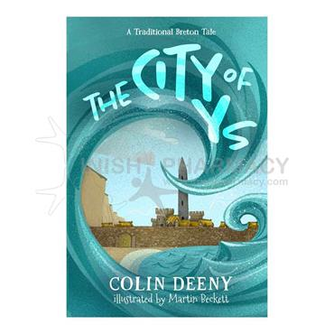 The City of Ys Book