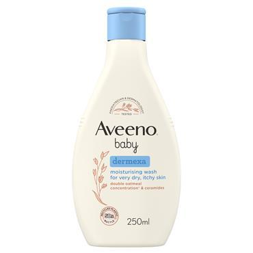 Aveeno Dermexa Baby Moisturising Wash 300ml