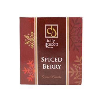 Duffy & Scott Scented Candle Spiced Berry 30cl
