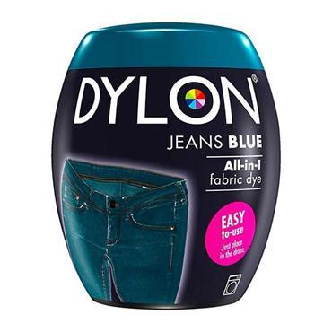 Dylon All In 1 Fabric Dye Pod Jeans Blue 350g