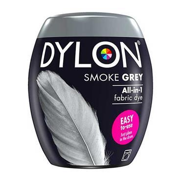 Dylon All In 1 Fabric Dye Pod Smoke Grey 350g
