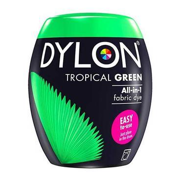 Dylon All In 1 Fabric Dye Pod Tropical Green 350g