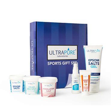 Ultrapure Epsom Salts Sports Gift Set