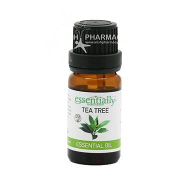 Essentially Aromatherapy Tea Tree Essential Oil 10ml