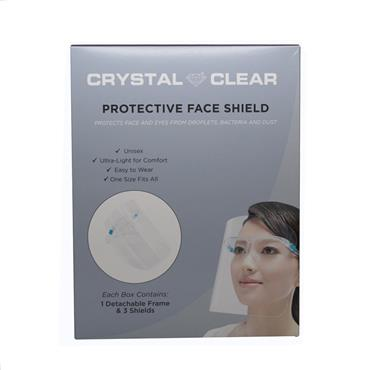 Protective Visor Face Shield 3 Shields