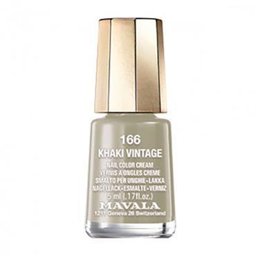 Mavala Nail Varnish Khaki Vintage 166 5ml