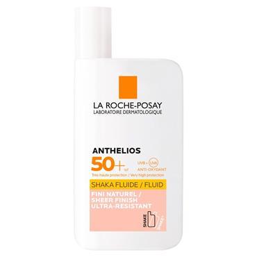 La Roche Posay Anthelios Shaka Tinted Fluid SPF50+ 50ml
