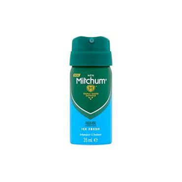 Mitchum Men Ice Fresh Anti-Perspirant Travel Size 35ml