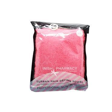 Kit & Kaboodle Microfiber Turban Pink