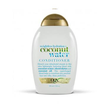 OGX Weightless Hydration & Coconut Water Conditioner 385ml