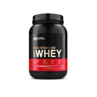 Optimum Nutrition Gold Standard 100% Whey Strawberry 900g
