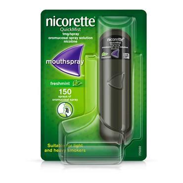 Nicorette QuickMist Freshmint 1mg/Spray