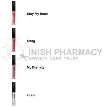 Rimmel Oh My Gloss! Lipgloss