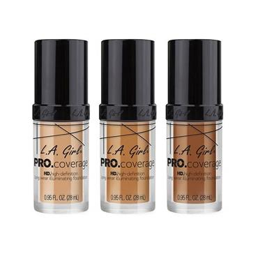 LA Girl HD Pro Coverage Foundation
