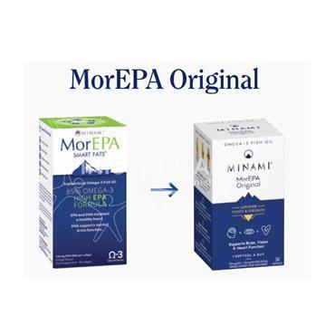 Minami MorEPA Smart Fats High EPA