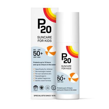 P20 Sun Protection For Kids SPF50 Cream