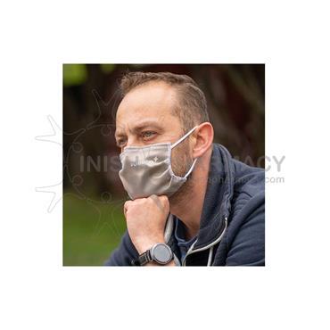 Purismio Reusable Protective Adult Face Mask - Dove