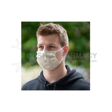 Purismio Reusable Protective Adult Face Mask - Oatmeal